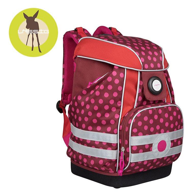 dc7ceac403399 ... Lassig Plecak szkolny XL ze sztywnymi plecami