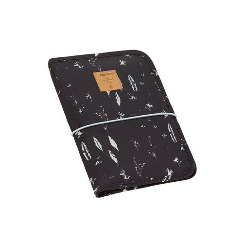 Lassig Casual Label Etui-organizer na akcesoria do przewijania Feathers black