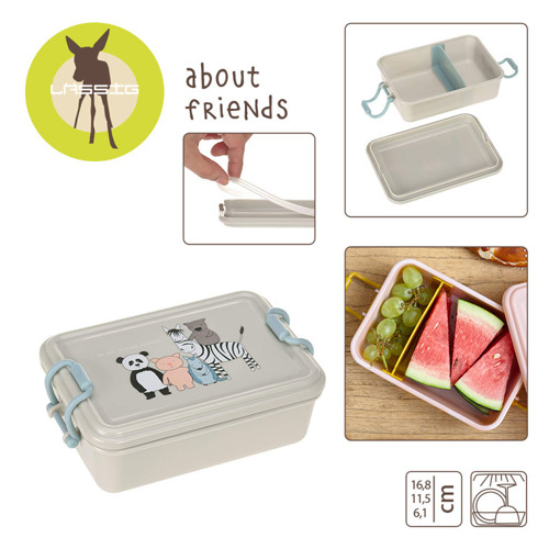 Lassig Lunchbox About Friends